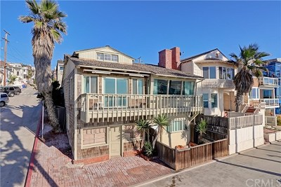 Los Angeles County Single Family Home For Sale: 4122 The Strand