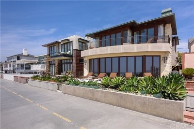 Hermosa Beach Single Family Home For Sale: 3001 The Strand