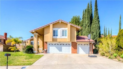 Fullerton Single Family Home For Sale: 941 Northampton Way