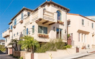 Hermosa Beach Single Family Home For Sale: 123 29th Street