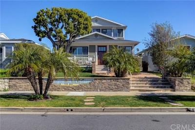 Redondo Beach Single Family Home Active Under Contract: 916 Ynez Avenue