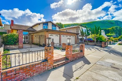 Torrance Single Family Home Active Under Contract: 3614 Courtney Way