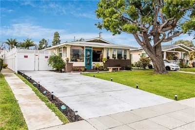 Torrance Single Family Home Active Under Contract: 1907 Arlington Avenue