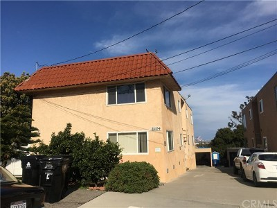 San Pedro Multi Family Home Active Under Contract: 2404 S Carolina Street