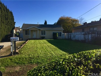 Lomita Single Family Home Active Under Contract: 2456 248th Street
