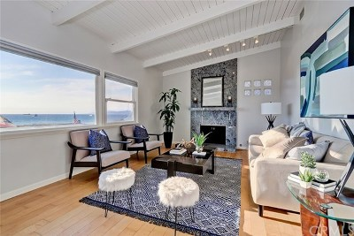Manhattan Beach Single Family Home For Sale: 3605 Crest Drive