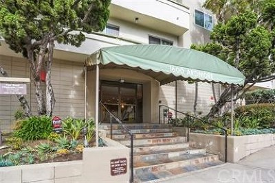 Hermosa Beach Condo/Townhouse For Sale: 1600 Ardmore Avenue #224