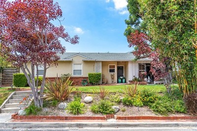Hermosa Beach Single Family Home For Sale: 2965 La Carlita Place