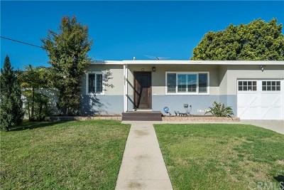 Torrance, Redondo Beach Single Family Home For Sale: 2825 Knode Street
