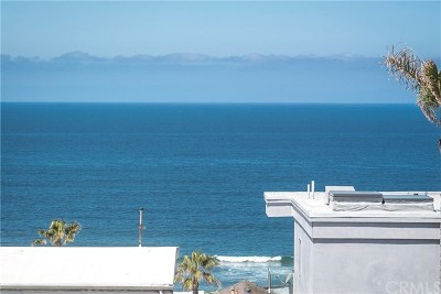 Manhattan Beach Condo/Townhouse For Sale: 3207 Crest Drive