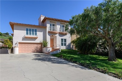 Palos Verdes Estates Condo/Townhouse For Sale: 2124 Palos Verdes Drive W