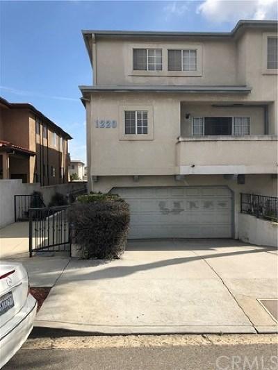 San Pedro CA Condo/Townhouse For Sale: $625,000