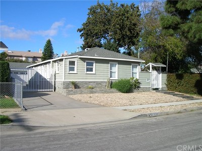 Lomita Single Family Home For Sale: 2265 243rd Street