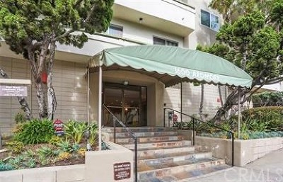 Hermosa Beach Condo/Townhouse For Sale: 1600 Ardmore Avenue #328