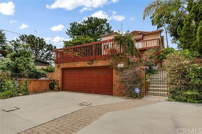 Rancho Palos Verdes Single Family Home For Sale: 15 La Vista Verde Drive