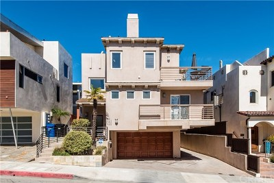 Hermosa Beach Condo/Townhouse For Sale: 425 11th Street