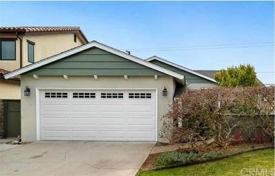 Torrance, Redondo Beach Single Family Home For Sale: 406 Avenue E