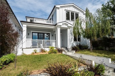 Manhattan Beach Single Family Home For Sale: 577 31st Street