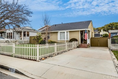 Torrance Single Family Home Active Under Contract: 2417 Andreo Avenue