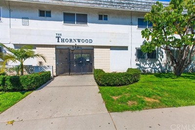 Inglewood Condo/Townhouse For Auction: 221 W Buckthorn Street #19