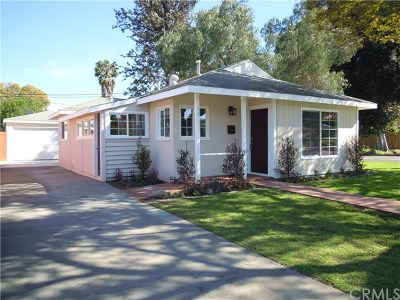 Torrance, Redondo Beach Single Family Home For Sale: 2803 Danaha Street