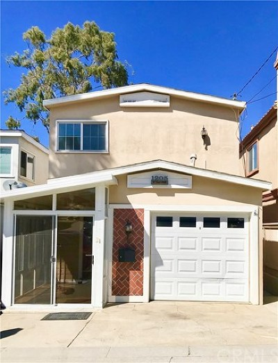 Los Angeles County Rental For Rent: 1205 7th Place