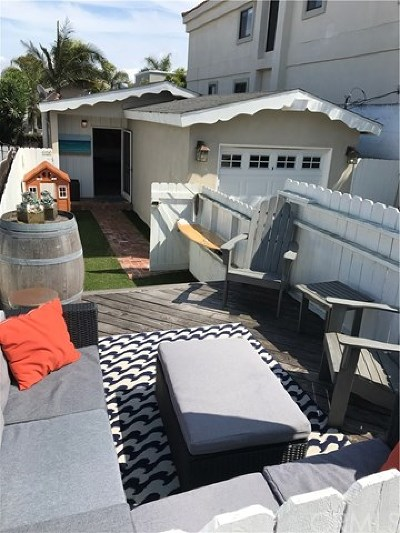 Redondo Beach Single Family Home For Sale: 1712 Dixon Street
