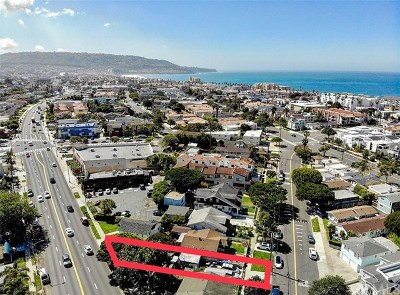 Los Angeles County Single Family Home For Sale: 508 S Guadalupe Avenue