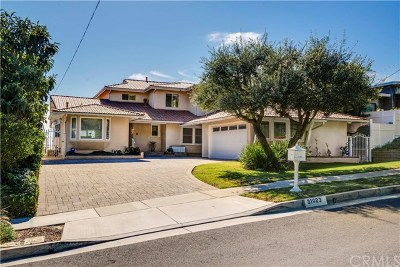 Rancho Palos Verdes Single Family Home For Sale: 31023 Via Rivera
