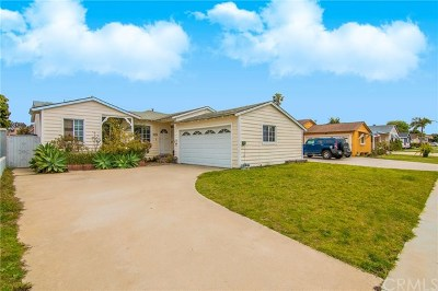 Torrance CA Single Family Home For Sale: $659,000