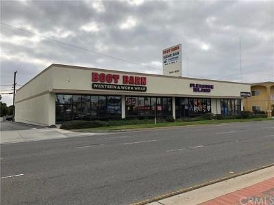 Torrance Commercial For Sale: 18420 Hawthorne Boulevard