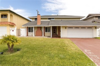Torrance, Redondo Beach Single Family Home For Sale: 600 Faye Lane