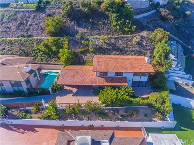 Palos Verdes Estates, Rancho Palos Verdes, Rolling Hills Estates Single Family Home For Sale: 3536 Newridge Drive