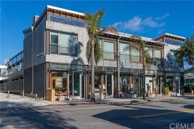 Manhattan Beach Commercial For Sale: 1300 Highland Avenue #111