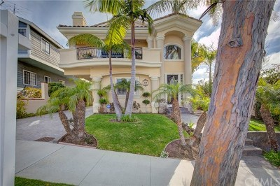 Redondo Beach Condo/Townhouse For Sale: 228 S Juanita Avenue #A
