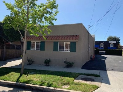 Los Angeles County Rental For Rent: 301 S Lucia Avenue