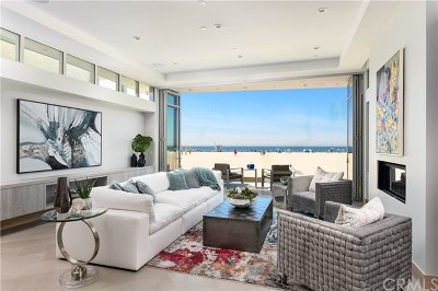 Hermosa Beach Single Family Home For Sale: 212 The Strand