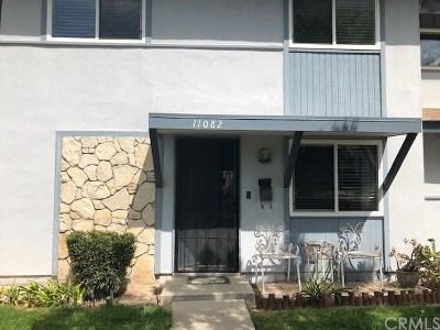 Stanton Condo/Townhouse For Sale: 11082 Irwin Drive