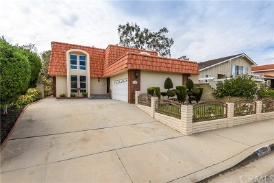 Torrance Single Family Home For Sale: 23329 Berendo Avenue