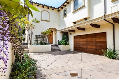 Manhattan Beach Condo/Townhouse For Sale: 1130 10th Street #B