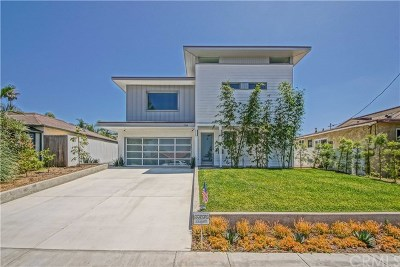 Manhattan Beach Single Family Home For Sale: 1540 Curtis Avenue
