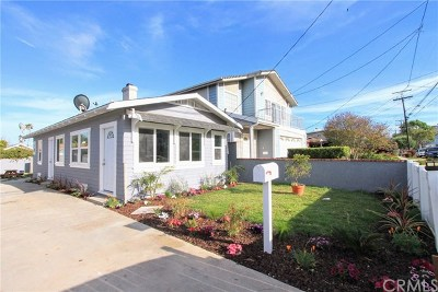 San Pedro Single Family Home For Sale: 3028 S Kerckhoff Avenue