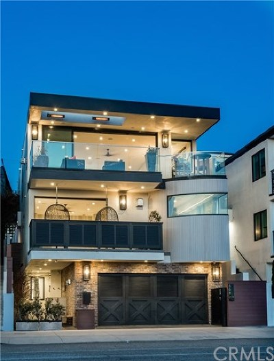 Manhattan Beach Condo/Townhouse For Sale: 508 Manhattan Avenue