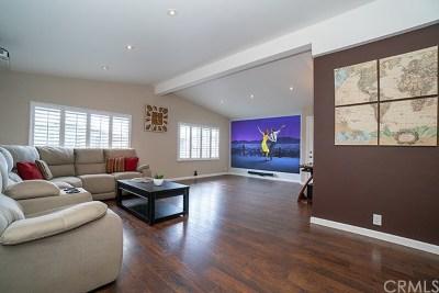 Long Beach Single Family Home For Sale: 3595 Santa Fe Avenue #102
