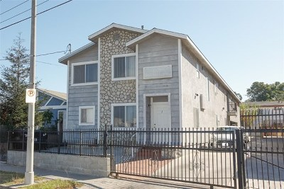 Torrance Multi Family Home For Sale: 1428 Plaza Del Amo