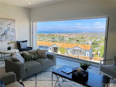 Redondo Beach CA Single Family Home For Sale: $2,645,000