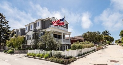 Manhattan Beach Single Family Home For Sale: 440 6th Street