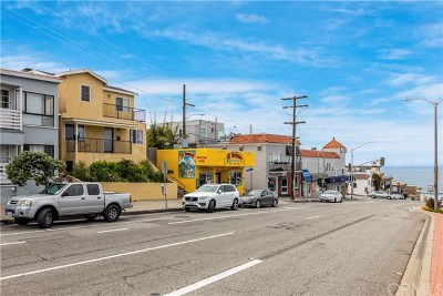 Manhattan Beach Multi Family Home For Sale: 320 Rosecrans Avenue