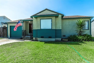 Hawthorne Single Family Home For Sale: 5318 W 122nd Street