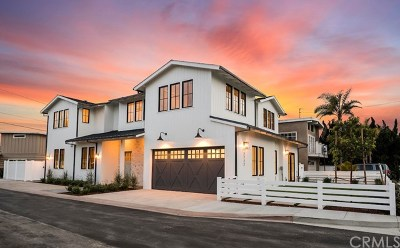 Manhattan Beach Single Family Home For Sale: 2722 N Ardmore Avenue